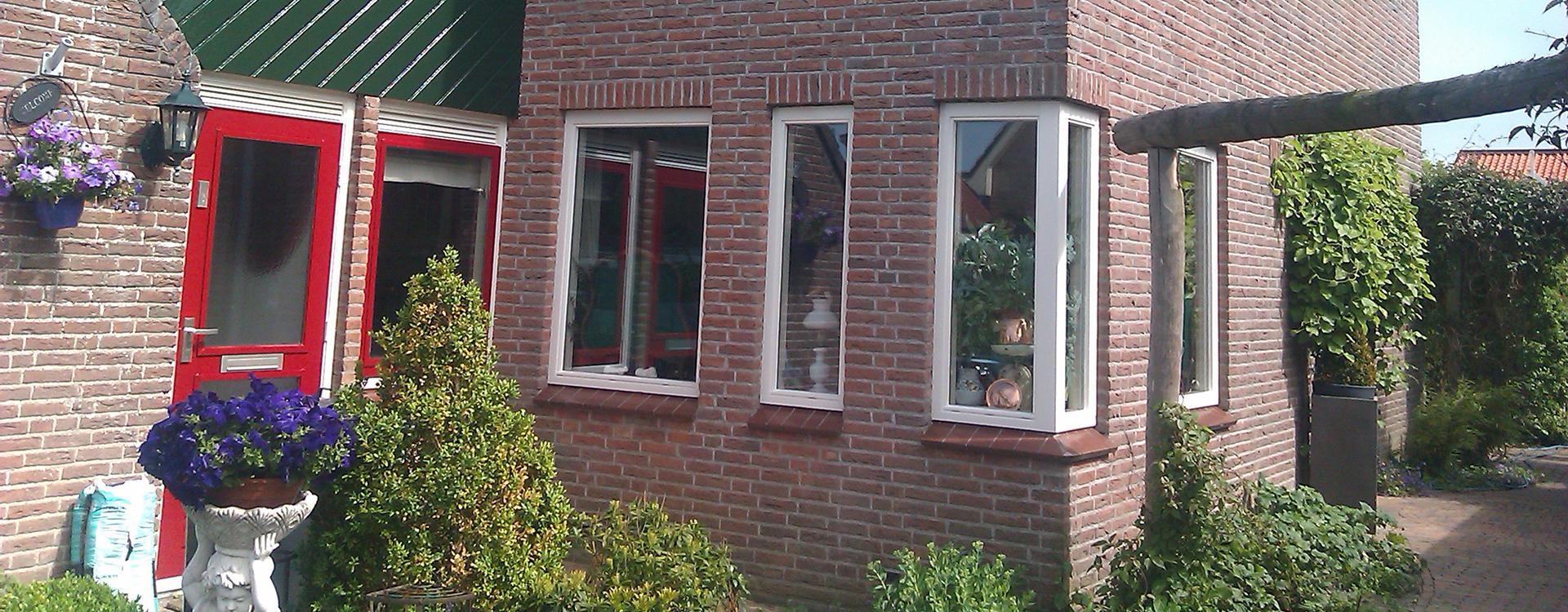 kozijnen huis schilderen door Schuit Schilderwerken