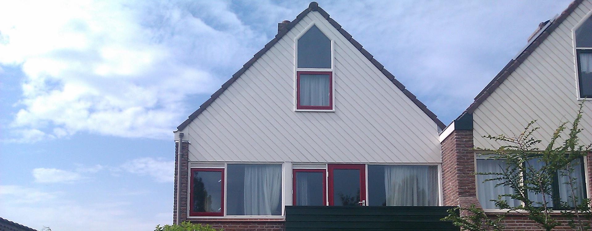woonhuis schilderen door Schuit Schilderwerken